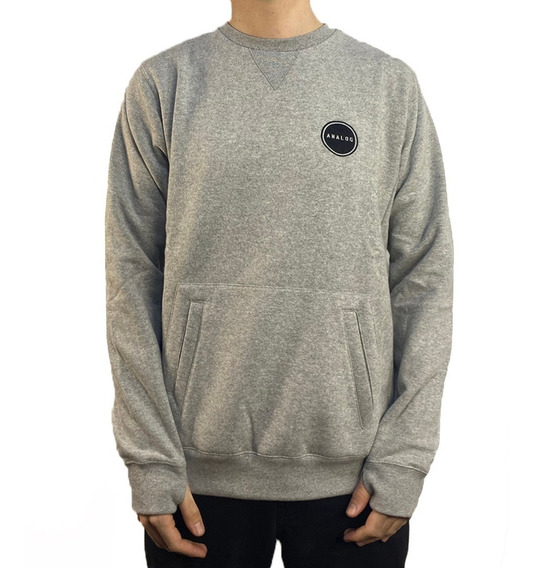 Buzo Analog Enclave Crew Pullover