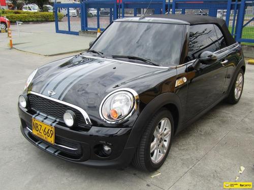 Mini Cooper 1.6 R57 Cabriolet