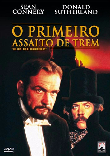 O Primeiro Assalto De Trem - Dvd - Sean Connery - Novo | Mercado Livre