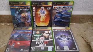Videojuegos Xbox Clasico Originales Seminuevos
