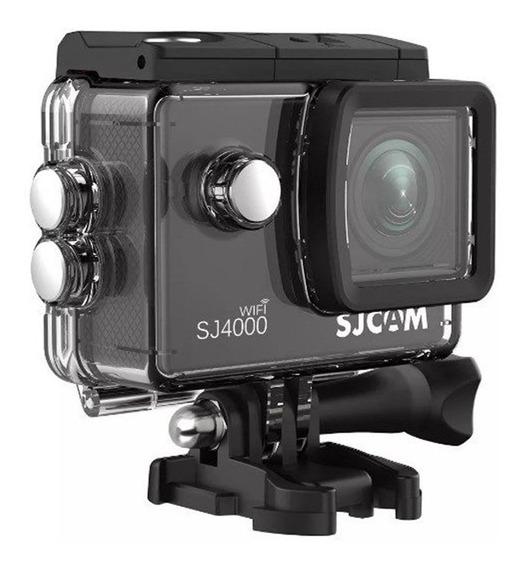 Câmera Sjcam Sj4000 Wifi Original Hd 1080p Prova D