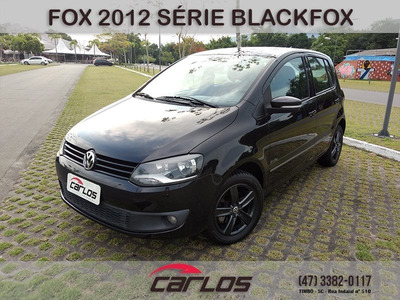 Volkswagen Fox 1.0 Mi Blackfox 8v Flex 4p Manual