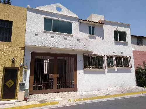 Venta De Casa Con Departamento Anexo En Lomas Verdes , Paseo De La Concordia