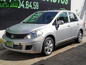 Nissan Tiida 1.8 Advance Sedan Mt Modelo 2015