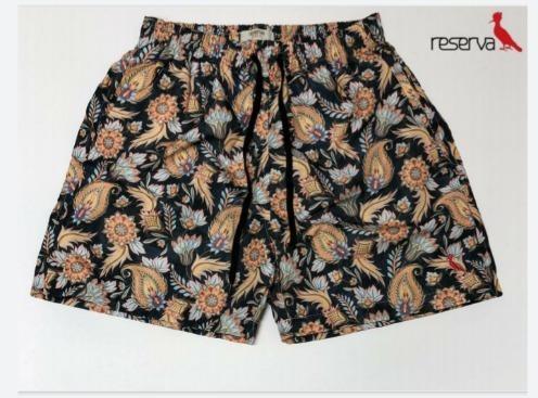 Kit 2 Shorts De Praia