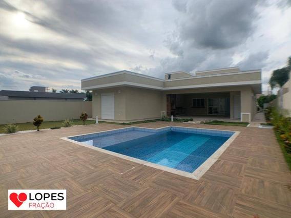 Maravilhosa Casa Em Condomínio Fechado - Atibaia/sp - Ca0312