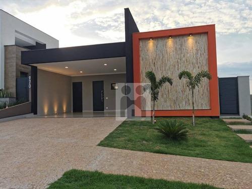 Imagem 1 de 30 de Casa Com 3 Dormitórios À Venda, 170 M² Por R$ 1.180.000 - Bonfim Paulista - Ribeirão Preto/sp - Ca0909