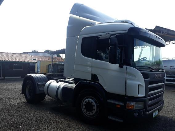 Scania- P340 - 4x2 - 2010 - Ar Condicionado