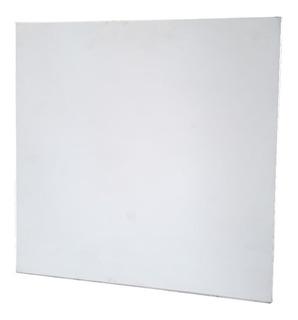 Placa Lisa Blanca Durlock 60x60 Cielorraso Desmontable