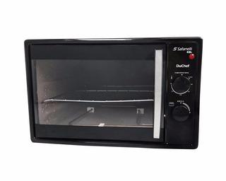 Forno Elétrico Safanelli Du Chef 45l Preto 110v