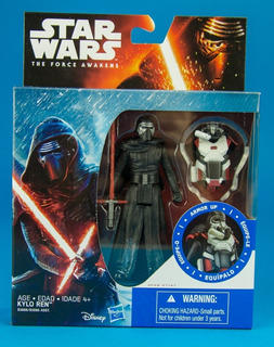 Kylo Ren Armor Up Snow Gear -tfa- Star Wars Nro4