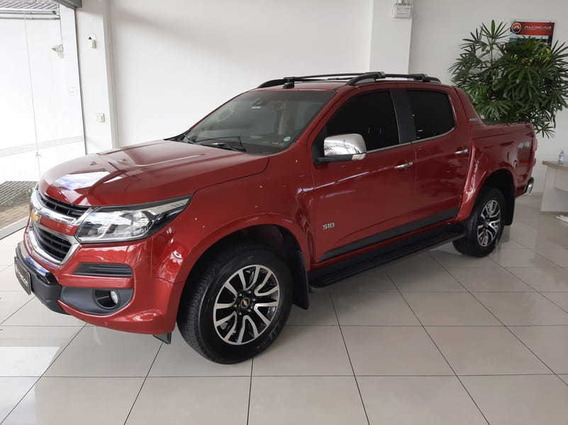 Chevrolet S-10 Cd High Country Diesel 4x4 Aut 2018