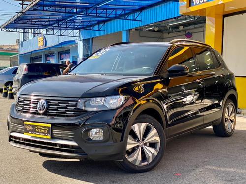 Imagem 1 de 13 de Volkswagen T-cross 2020 1.0 Comfortline 200 Tsi Aut. 5p