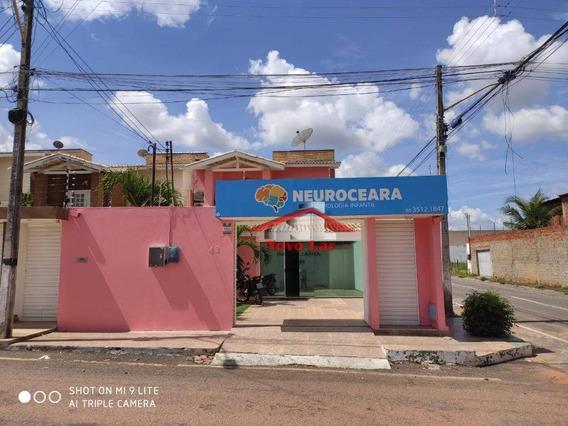 Casa Com 6 Dormitórios À Venda, 169 M² Por R$ 700.000,00 - Jardim Gonzaga - Juazeiro Do Norte/ce - Ca0227