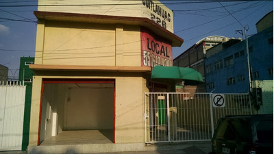 Rento Locales Comerciales Tlalnepantla (aval, No Alimentos)