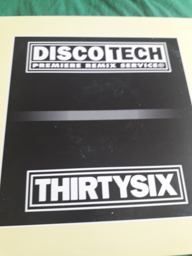 Imagen 1 de 10 de Especial De Tres Discos En Vinil Para Djs Colecionistas