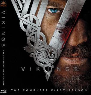 Serie Vikingos (las 5 Temporadas) Bluray
