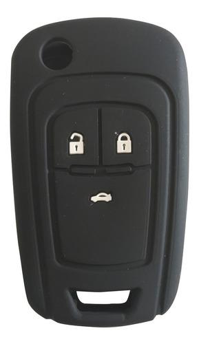 Forro Protector Llave Chevrolet Cruze 3 Botones