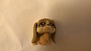 Little Pet Shop- Perrito Orejas Largas