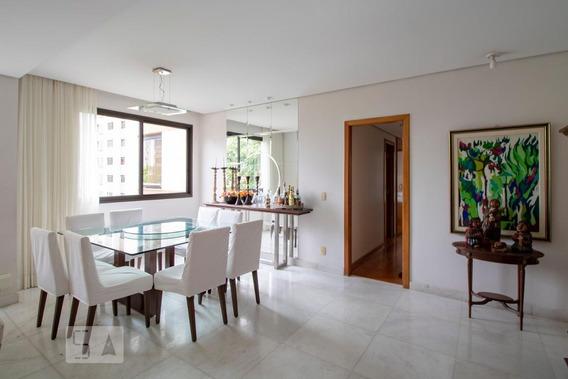 Apartamento Para Aluguel - Lourdes, 4 Quartos, 200 - 893026489