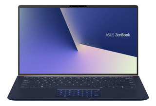 Notebook Asus Zenbook Ux433 I5 8gb Ssd 512gb Nvidia Win10 Ct
