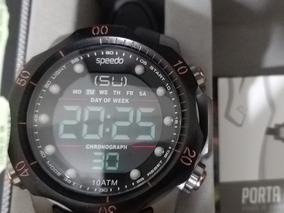 Relógio Speedo 10 Atm Na Caixa