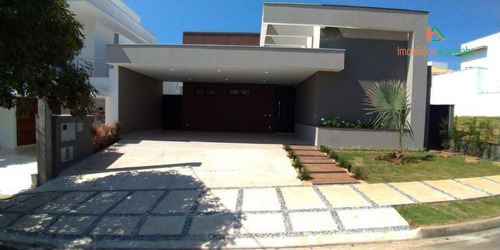 Imagem 1 de 19 de Casa Com 3 Dormitórios À Venda, 220 M² Por R$ 1.250.000,00 - Vossoroca - Sorocaba/sp - Ca0418