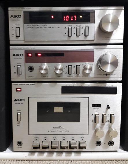 Conjunto Aiko 3000 S/caixas