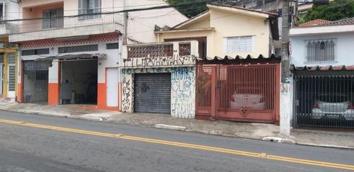Casa À Venda, 273 M² Por R$ 1.000.000,00 - Vila Mangalot - São Paulo/sp - Ca1615