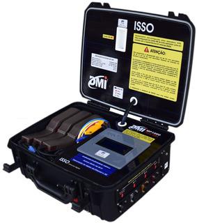 Maleta Medição Elétrica Datalogger Lan Wi-fi E 3g Dmi Mp1000