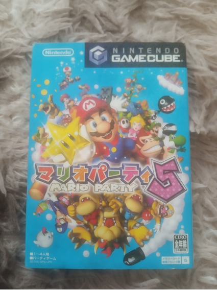 Mario Party 5 Game Cube