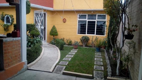 Renta De Amplia Casa En Tultitlán.