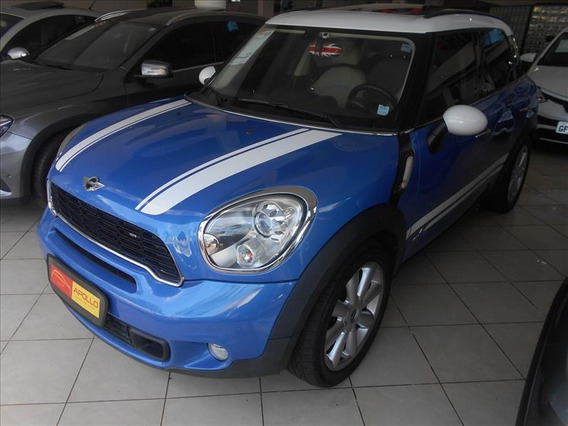 Mini Countryman 1.6 S All4 4x4 16v 184cv Turbo