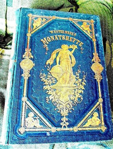 Imagem 1 de 8 de 1874-1875 Westermann's Monatshefte German Livro Alemao