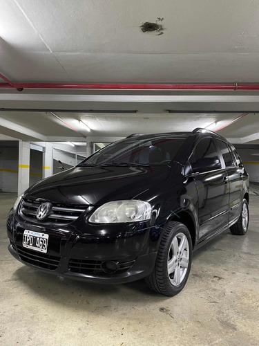Volkswagen Suran 1.6 I Trendline 90b 2010