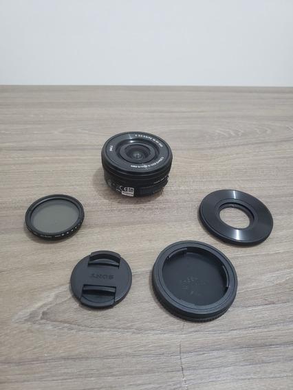 Lente Sony 16-50 Oss