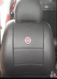 Capa Banco Carro Couro Fiat  Siena 1.4 8v Evo Flex