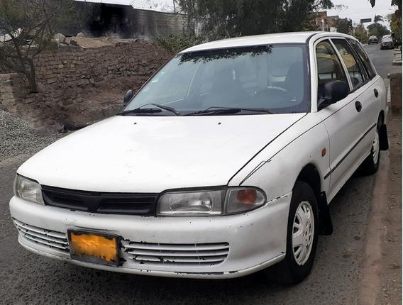 Vendo Mitsubishi Blanco Urgente 7,200 Soles