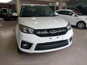 Chery Tiggo 3 New Luxury Cvt 1.6 (white)
