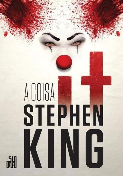 Livro It - A Coisa Stephen King