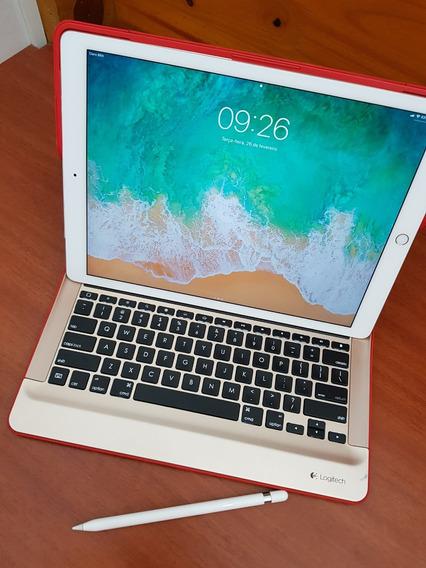 iPad Pro 12.9 Ml3q2ll/a - 128gb Wifi + 4g + Apple Pencil +++