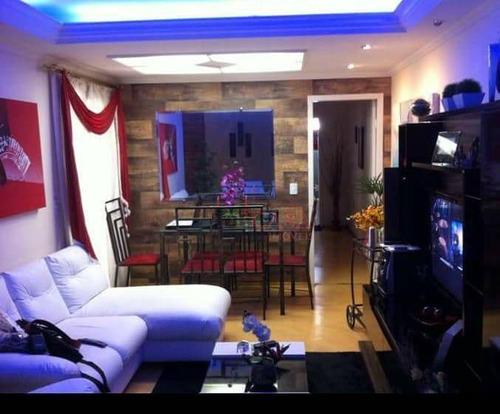 Imagem 1 de 23 de Apartamento À Venda, 62 M² Por R$ 302.100,01 - Jardim Vila Formosa - São Paulo/sp - Ap4446
