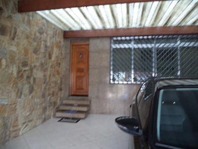 Sobrado Residencial À Venda, Vila Invernada, São Paulo. - So5042