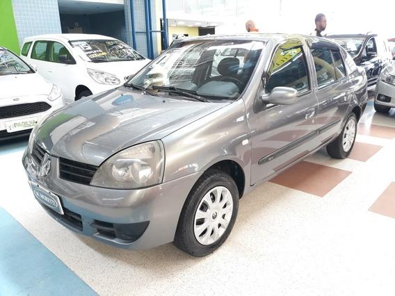 Renault Clio Sedan Flex 2007 * C/ Ar Condicionado