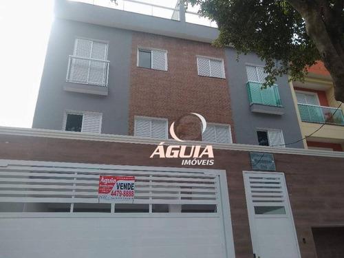 Apartamento Com 2 Dormitórios À Venda, 38 M² Por R$ 245.000,00 - Parque Capuava - Santo André/sp - Ap2312