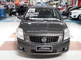 Sentra 2.0 S Gasolina 4p Automático 2008/2009