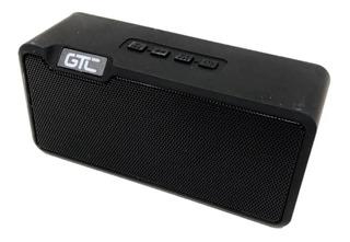 Parlante Portatil Bluetooth Gtc Spg-106 Inalambrico Calidad