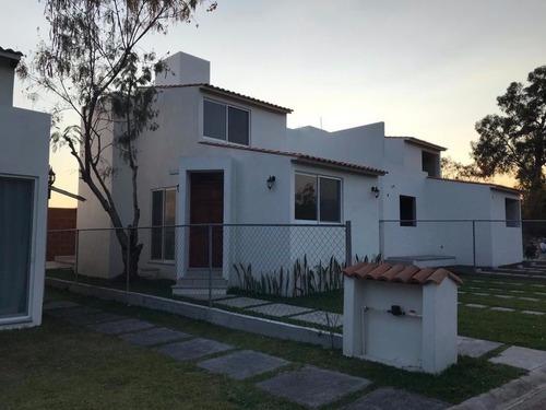 Casa Nueva En Jiutepec