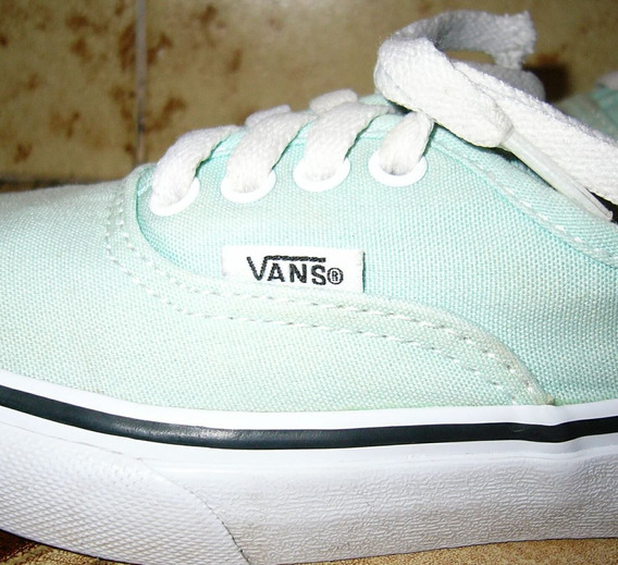 Zapatillas Vans En Talle Kids Us 12.5
