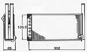 Calefaccion Ford Verona 1.6 1.8 93 96 - Escort N Y D 96 01